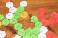 hexagonal thinking for assignment 4 Learning Spaces, Toys, Design, Activity Toys, Clearance Toys, Gaming, Games, Toy
