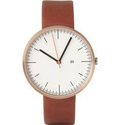 Uniform Wares  200 Series Steel Wristwatch