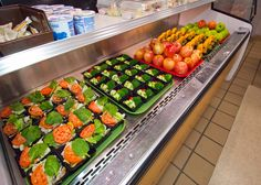 20111019-FNS-RBN-1743 | Healthy choices of fresh fruit, sala… | Flickr