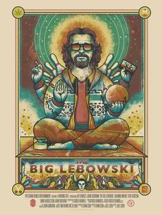 Drew Millward, The Big Lebowski