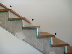 treppenkantenprofil 3 schicht mit abschluss treppe. Black Bedroom Furniture Sets. Home Design Ideas