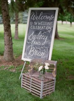 Creative Decorations for a Rustic Wedding 2017 Image: 1 Wedding Catering, Wedding Favors, Wedding Decorations, Wedding 2017, New York Wedding, Wedding Transportation, Creative Decor, Wedding Locations, Celebrity Weddings