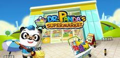 Dr Panda's Supermarket (best Android apps for kids)