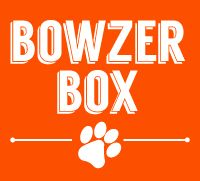 Bowzer Box - of the price will be donated to BTRC when you use the code BOSTON (case sensitive) upon checkout! Boston Terrier Rescue, Subscription Boxes, Get Started, Your Dog, Pup, Canada, Gift Ideas, Dogs, Dog Baby