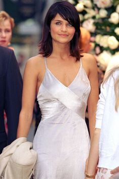 HELENA CHRISTENSEN is known for being one of the world's first supermodels. Her green-tinged-with-blue eyes, glossy brunette hair and impressively high cheekbones fast catapulted her into the same gang as Naomi Campbell, Christy Turlington, Claudia Schiffer, Linda Evangelista and Cindy Crawford.