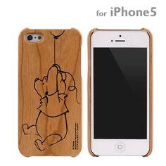 Disney Character Wood iPhone 5 Case (Winnie the Pooh) by RUNA co.,ltd., http://www.amazon.com/dp/B00B6YO0F0/ref=cm_sw_r_pi_dp_k0tQrb0NH8BFW