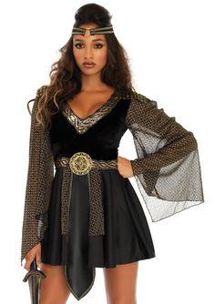 New Leg Avenue 86682 2 PC. Glamazon Warrior Halloween Costume  #LegAvenue