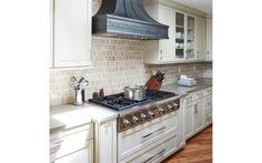 Kitchen with Eliot textured field – Encore Ceramics