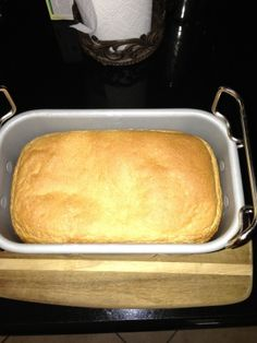 This recipe was made for my Zojirushi® Bread Machine. My family loves this bread. I can barely get it cooled down before its gone. Zojirushi Bread Machine, Crock Pot Bread, Honey Wheat Bread, Bread Maker Recipes, Apple Bread, Bread And Pastries, Banana Recipes, How To Make Bread, Bread Baking