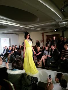 Cambridge Style Week Fashion Show