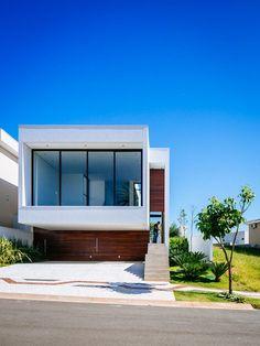 Casa Guaiume, Campinas, 2013 - 24.7 Arquitetura Design
