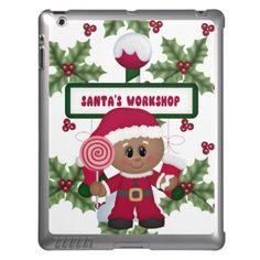 Christmas Gingerbread Skinit LeNu iPad case