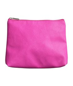 H&M Hot Pink Make-Up Pouch