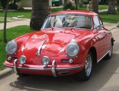 Restored 1958 Porsche 356A Cabriolet Hardtop