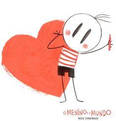 O Menino e o Mundo The animation was very very nice!!