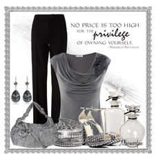 """Owning Yourself"" by moomoofan1972 on Polyvore"