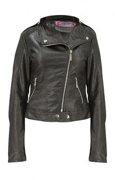 Γυναικείο μπουφάν biker | Nέες Παραλαβές - Γυναίκα | Metal Deluxe Μαύρο Leather Jacket, Jackets, Fashion, Studded Leather Jacket, Down Jackets, Moda, Leather Jackets, Fashion Styles, Fashion Illustrations