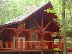 Double Pine Lodge - Vacation Cabins, Ohio