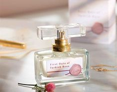 Avon; A First Date of Turkish Rose | I Scent you a Day Avon Perfume, Perfume Bottles, Tom Ford Neroli Portofino, Perfume Reviews, Avon Rep, Perfume Collection, New Fragrances, First Dates, Smell Good