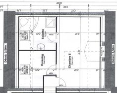 chambre parentale avec salle de bain et dressing