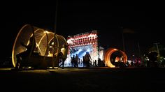 2013 Rainbow Bay Festival @Kaohsiung Art Festival, Opera House, Rainbow, Building, Travel, Rain Bow, Rainbows, Viajes, Buildings