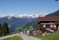 Panoramagasthof Kristberg   Convention Partner Vorarlberg Mountains, Nature, Travel, Traditional, Places, House, Naturaleza, Viajes, Destinations