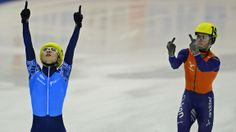 Sorry, Sherman: Dutch Speed Skater Wins Angriest Athlete This Week