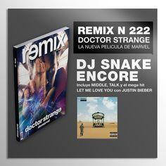 Tapa Remix 222 Doctor Strange | Marvel Studios
