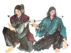 Sasaki Kojiro vs Miyamoto Musashi