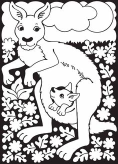 Welcome to Dover Publications / Zoo Animals Stained Glass Coloring Book / Maggie Swanson
