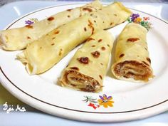 Waffles, Pancakes, Crepes, Apple Pie, Deserts, Food And Drink, Sweets, Ethnic Recipes, Book