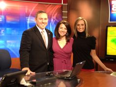 Today we said goodbye to Meteorologist Sarah Tipton, it was her last day on Good Morning Region 8. We wish her all the best!