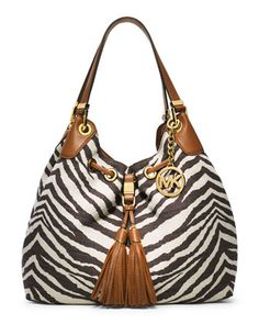 MKS14_V1VUH - i had a plain tote w this print that i loved, and have similar style (the marina) in purple... but i do love this one!