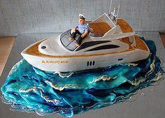 Яхта Морозов