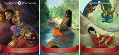 "Meet 12 More ""Rejected Princesses"" Who Were Too Badass For Disney (But Not This Book)"