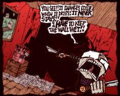 Johnny The Homicidal Maniac, issue #1