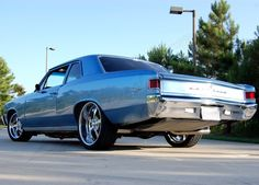 1967 Chevrolet Chevelle  For Sale At StreetRodding.com Willie Moore Sell your Muscle Car Classic Car