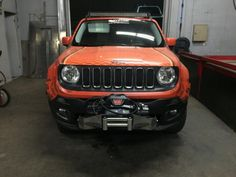 Daystar driven by design jeep renegade trailhawk winch bumper light bar for your renegade light up the road aloadofball Images