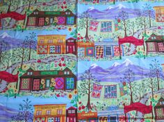 SISTERS OUTDOOR QUILT Show Fabric Yardage Thirtieth Year Valori Wells Designed