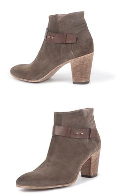 Suzzara Ankle Boots by Alberto Fermani