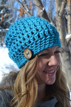 Hey, I found this really awesome Etsy listing at https://www.etsy.com/listing/223574480/chunky-slouch-hat-toque-adult-slouch-hat