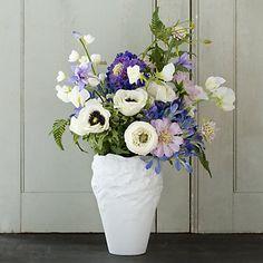 Silk Spring Bouquet, Ranunculus