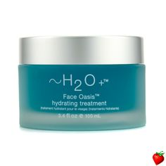 H2O+ Face Oasis Hydrating Treatment (Limited Edition) 100ml/3.4oz #H2O+ #Skincare #DrySkin #HydratingTreatment #Women #FREEShipping #StrawberryNET