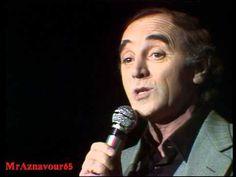 Charles Aznavour chante On ne sait jamais  - 1977