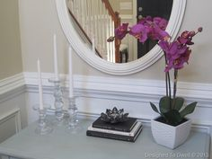 Entry Table Styling
