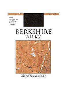 Berkshire Women's Silky Extra Wear Sheer Control Top Pantyhose 4428