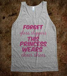 Cheerleading-- my Amat girls totally need this!! Haha