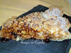 Amigos na Cozinha: Tarte de Migalhas com Compota