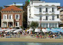 Hotel Orizzonte Bellaria, Hotel 4 stelle di Bellaria. Veduta dal mare