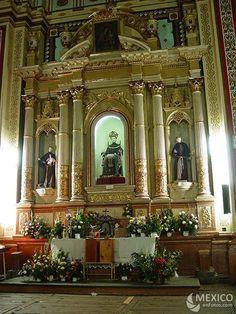 Altar San Francisco De Asis Real de Catorce
